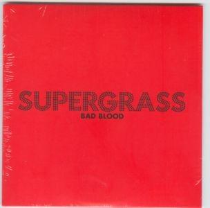 Supergrass Bad Blood PROMO CDS
