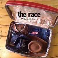 The Race When It Falls PROMO CDS
