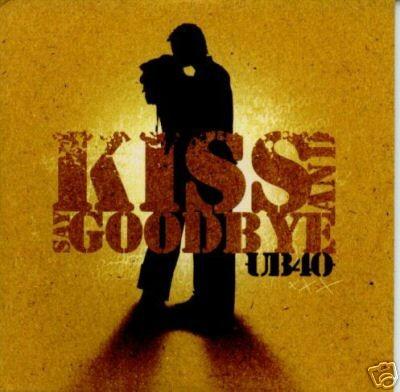 UB40 SAY KISS AND GOODBYE 2005 Euro 1-track prOmO CD