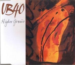 UB40 Higher Ground CDS