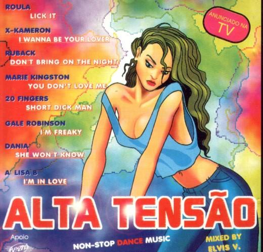 Various Alta Tensao