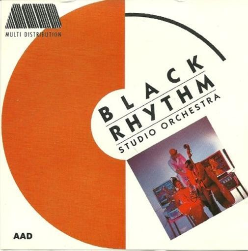 Various Artists Black Rhythm Studio Orchestra CD