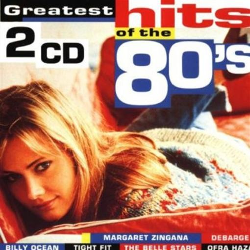 Various Artists Greatest Hits Of The 80's 2CD
