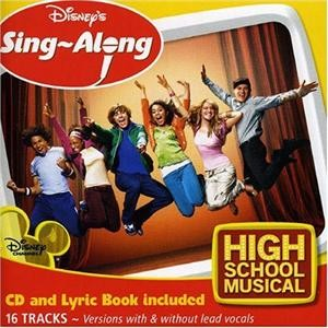 Various Artists High School Musical Sing-A-Long CD