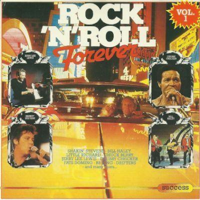 Various Artists Rock 'n' Roll Forever Vol.1 CD