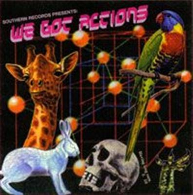 Various Artists We Got Actions - Southern Records Sampler PROMO CD