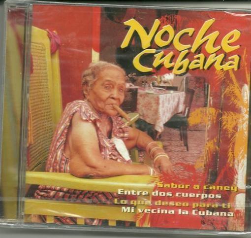 Various Noche Cubana CD