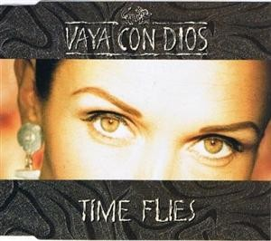 Vaya Con Dios Time Flies CDS
