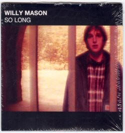 Willy Mason So Long 2005 Euro 1-track promo CD