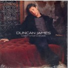 Duncan James Can't stop a river PROMO CDS