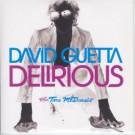 David Guetta Delirious PROMO CDS