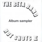 The Beta Band Hot Shots II (Album sampler) PROMO CDS