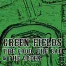 The Good The Bad & The Queen Green Fields Blur PROMO CD