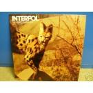 Interpol THE HEINRICH MANEUVER PROMO CDS