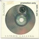 KAOSOS Lisbon Calling PROMO CDS