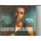 David Charvet Teach me how to love PROMO CDS