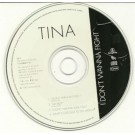 Tina Turner I don't wanna fight PROMO CDS