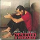 Gabriel O Pensador Festa da musica PROMO CDS
