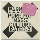 Richard X VS Liberty X Being nobody PROMO CDS