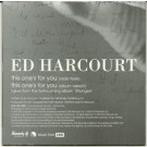 Ed Hardcourt This ones for you PROMO CDS