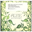 Alfie your own religion PROMO CDS