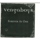 vengaboys forever as one PROMO CDS