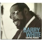 BARRY WHITE STAYNG POWER PROMO CDS