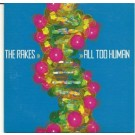 The Rakes All too human PROMO CDS