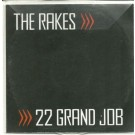 The Rakes 22 GRAND JOB PROMO CDS