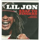 lil jon snap yo fingers ACETATE CD