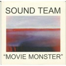 Sound Team movie monster PROMO CDS