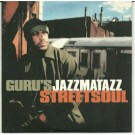 guru's jazz matazz street soul PROMO CDS