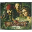 pirates of the caribbean dead mans chest-remixes CDS