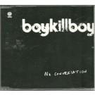 boy kill boy no conversation PROMO CDS