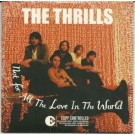 the thrills not for all the love in the world CDS