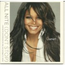 Janet Jackson all nite ( dont stop) PROMO CDS
