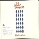 The magic numbers undecided PROMO CDS