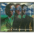 Mike & The Mechanics over my shoulder CDS