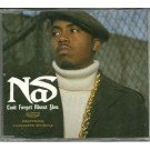 nas feat chrisette michele cant forget about you PROMO CDS