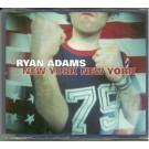 ryan adams new york new york PROMO CDS