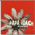 Papa Roach she loves me not PROMO CDS