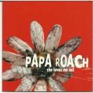 Papa Roach she loves me not PROMO CDS