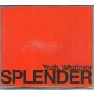 splender yeah whatever PROMO CDS