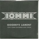 tony iommi featuring dave grohl goodbye lament PROMO CDS
