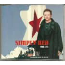 Simply Red your eyes PROMO CDS