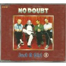 No Doubt just a girl (cd2) CDS