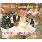No Doubt simple kind of life CDS