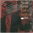 nicola conte Kind of sunshine PROMO CDS