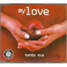 Banda Eva my love PROMO CDS