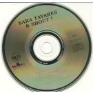 sara tavares & shout quando a noite cai PROMO CDS